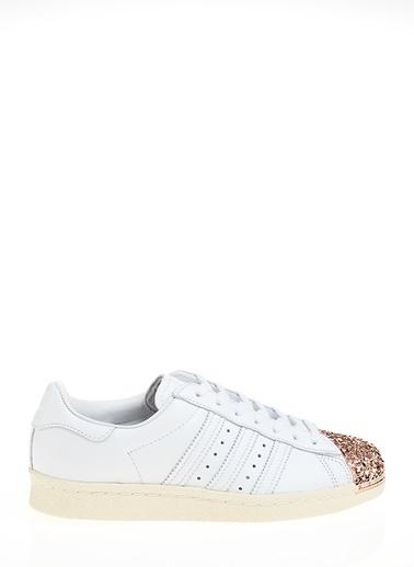 adidas Superstar 80S Tf Metal Toe W Beyaz